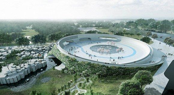 未来的动物园,也许不用再把动物关在笼子里