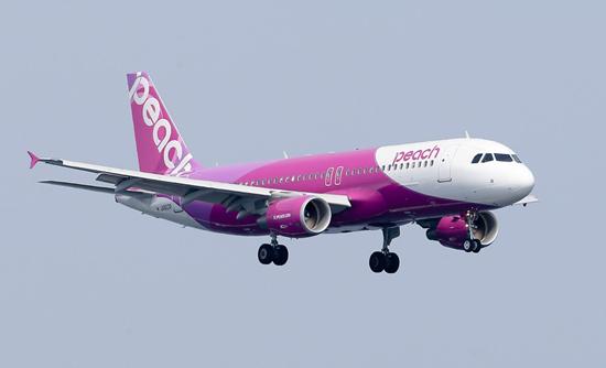 北非泰国中东和美国的126个城市3peach日本的首个廉价航空