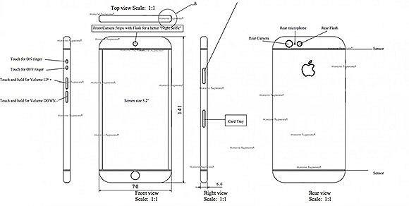iphone 6的热度还没消退,设计师们就已经开始预测iphone 7的样子了