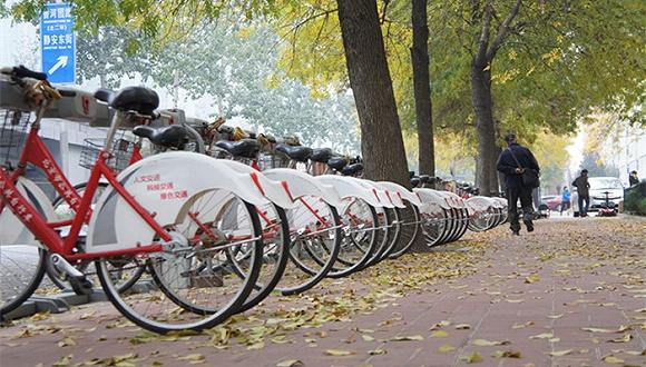 北京自行车今起实名登记以便查赃车 不收费用群众自愿参与图片