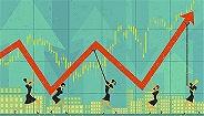 【摩尔金融】券商股带头  A股放量上涨