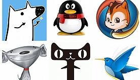 互联网巨头们是如何把吉祥物变成动物世界?
