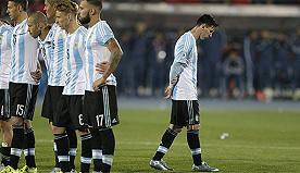 阿根廷举国打响保卫战  但梅西会回心转意吗?