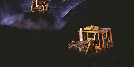 在大同采煤沉陷区众多能源上市公司扎堆投了一百亿