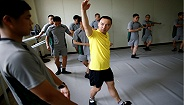 为缓解压力 驻守全球最危险边境的韩国士兵学起了芭蕾舞