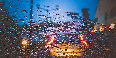 降雨让城市拥堵加剧 北京居十大堵城之首