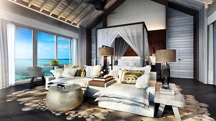 季马尔代夫新增顶级度假岛,一夜 30 万人民币全