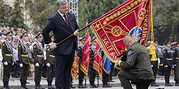 乌克兰独立25周年 俄罗斯虎视眈眈艾滋病疯狂扩散