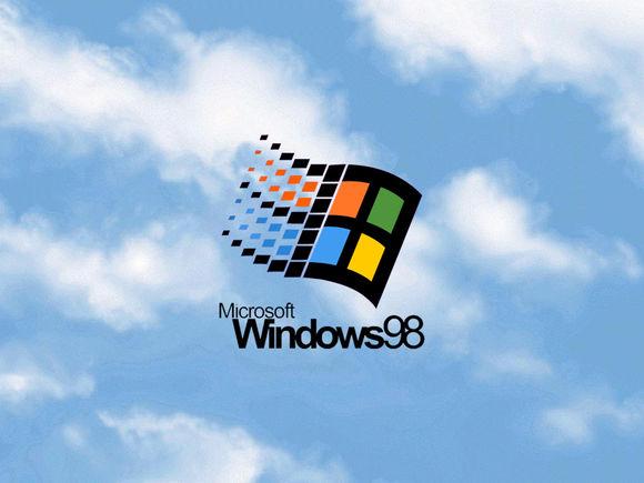 飞什么都不如飞windows98的屏保|界面新闻61歪楼图片