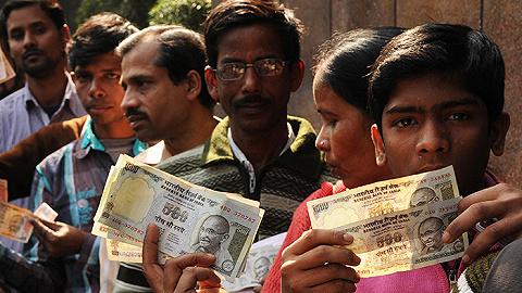 """印度拐卖儿童现象减少 莫迪""""废钞""""政策意外立功?"""