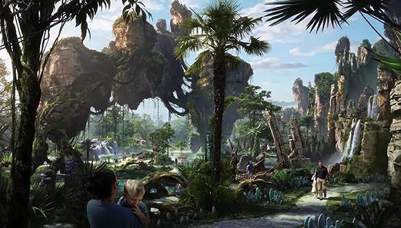 你想住到潘多拉星球上去吗?迪士尼世界将迎来一座阿凡达主题公园