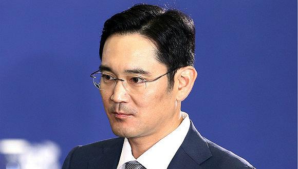 李在镕可能被正式批捕 ,三星f218朴槿惠案行贿嫌疑人