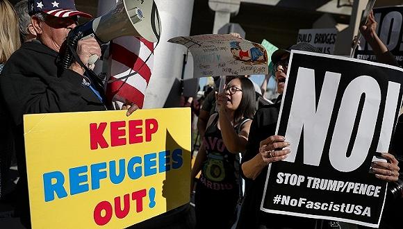 美国人���.��l_最新民调:49%的美国人赞成移民禁令 41%反对