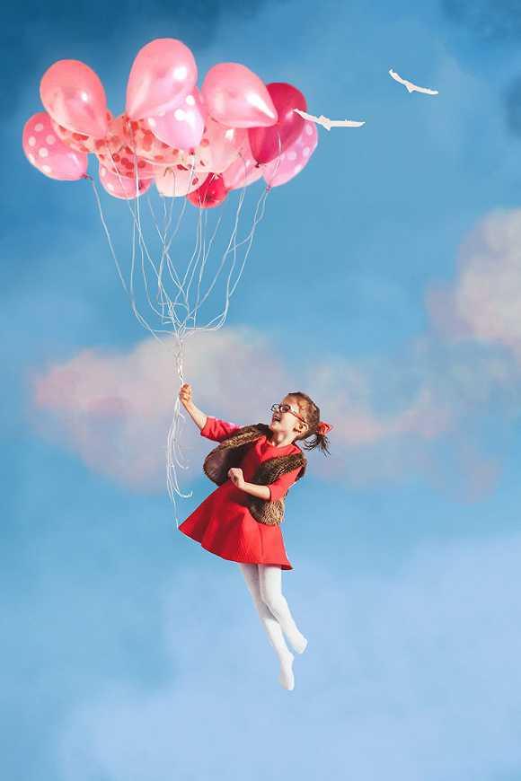美歪_6岁小女孩过生日,网友为她准备了超梦幻大礼 界面新闻 · 歪楼