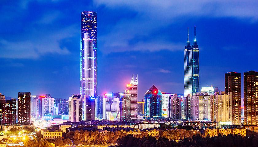 760米中国第一高楼规划出炉 是这家深圳房企干的