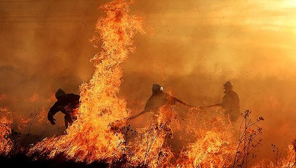 李克强,汪洋就俄罗斯森林火灾烧入大兴安岭林区作重要