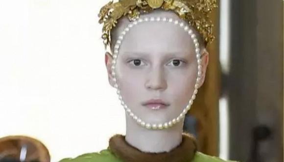 可爱娃娃脸美甲