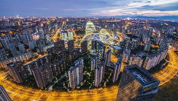 中国五大超级城市群格局形成