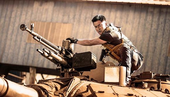 """《战狼2》:中国""""兰博""""让好莱坞遭遇""""敦刻尔克""""?"""