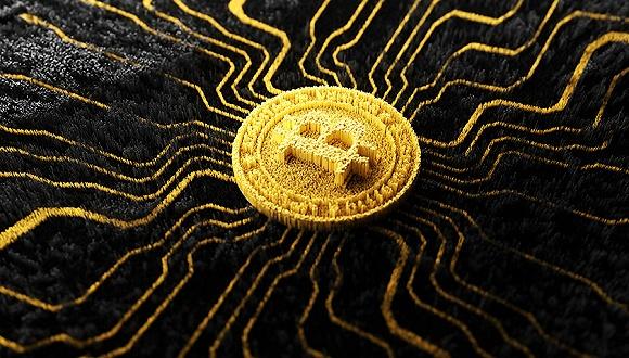 市值接近摩根士丹利 比特币今日升至历史新高图片