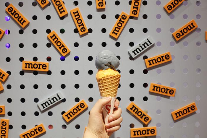 家居品牌和冰激淋在上海做了个快闪店_十一正好去看看