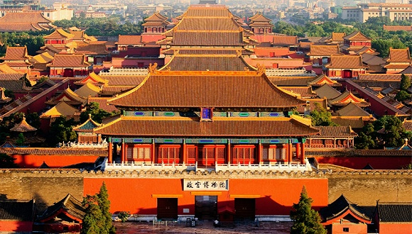 """北京故宫""""十一""""黄金周每天限流八万"""