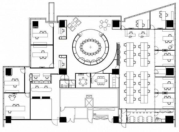 酒店设计功能分区
