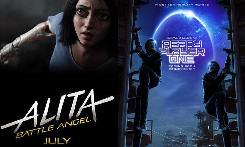 影讯| 卡梅隆新片《阿丽塔:战斗天使》明年7月北美上映 斯皮尔伯格