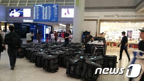 首爾飛北京航班延誤 原因竟然是50名乘客排隊免稅店提貨
