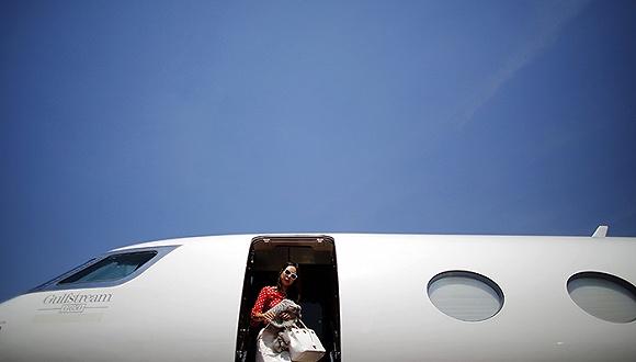 亞太地區億萬富豪太多   灣流和本田都想賣出更多公務機
