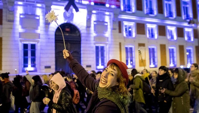 【天下頭條】500萬西班牙女性罷工慶祝婦女節 在英俄前間諜中毒后21人接受治療