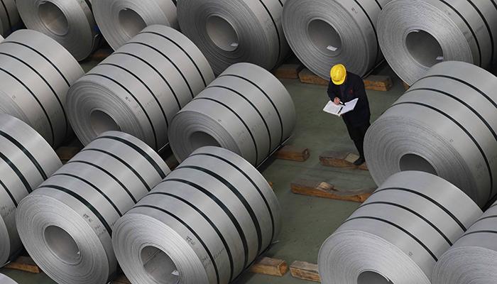 國內鋼價跌幅明顯收窄 進口礦價格跌幅加大