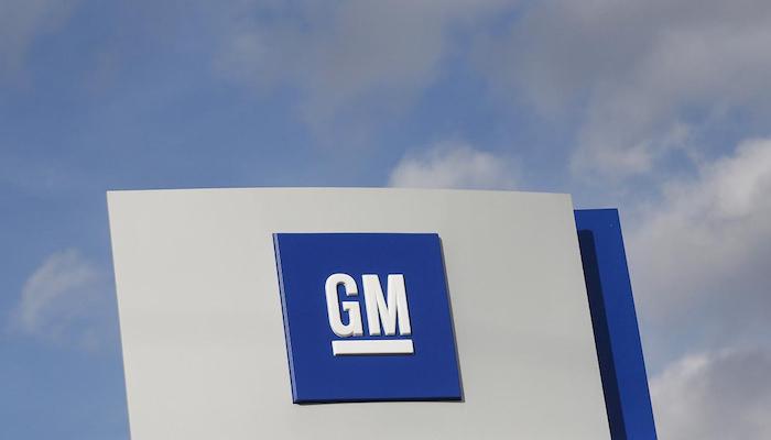 通用汽车方面称,公司第一季度收入较去年同期下滑了3.1%.
