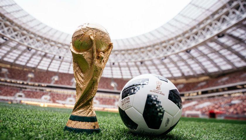 近看俄罗斯世界杯官方用球:一颗裹着古早外衣