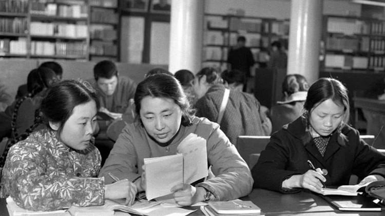 改革开放40年图闻:中国高考记忆