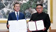 """朝韩""""事实上宣布战争状态结束""""?#31354;?#20107;并不简单"""
