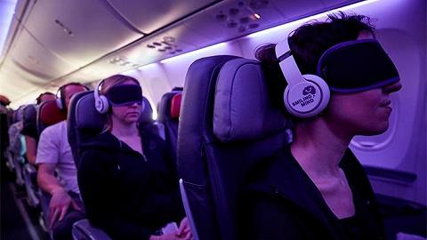 維珍澳洲航空想讓乘客在三萬英尺高空冥想