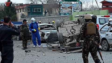 阿富汗一監獄附近突發自殺式爆炸,已致7人死亡5人受傷