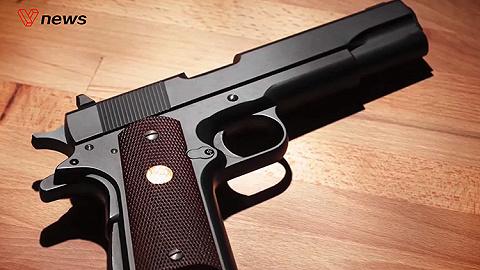 研究發現:全美每年有逾8000名兒童因槍支傷害被送醫