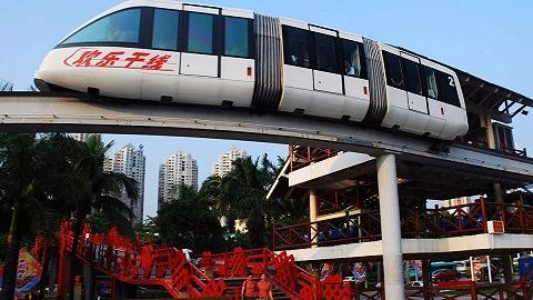 觀光列車發生追尾有乘客受傷 深圳歡樂谷發布情況說明還原事故經過