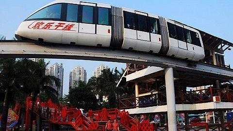 深圳歡樂谷高空觀光列車追尾6人受傷,事故原因仍在調查中