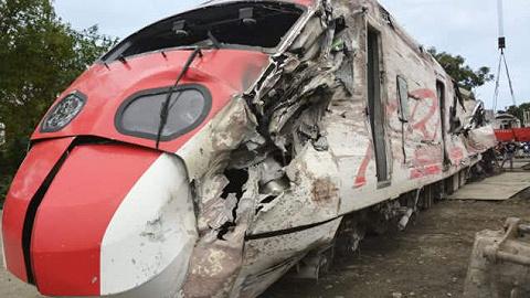 日本制造商承認臺灣出軌列車存在設計缺陷,公司股價暴跌