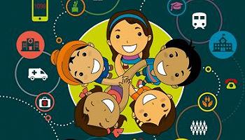 印度:知心姐姐的兒童熱線