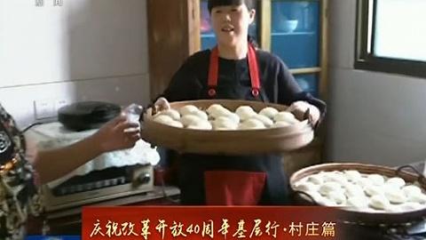 【庆贺改革开放40周年基层行·村落篇】山乡剧变下姜村