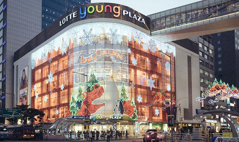 快看|韩国乐天免税店2018年单店销售额打破世界纪录中国代购是主要贡献者