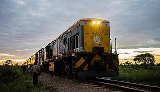 自在号:登上津巴布韦的唯一通勤列车