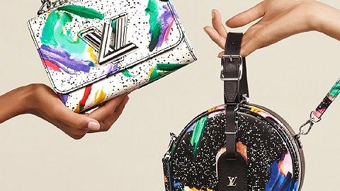 【是日美功德物】Louis Vuitton春夏包袋炫彩艺术范实足,Switch的VR配件带来全身心游戏体验