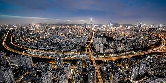 """赵坚:通勤人口比例而不是1小时通勤圈决定""""都会圈""""的空间范围    (..."""