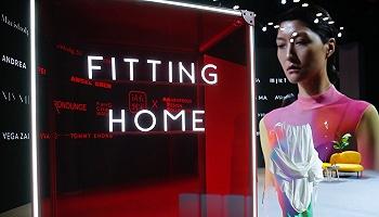 女装品牌玛丝菲尔为深圳古装周揭幕,不走秀却演了一出戏