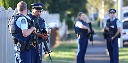 新西兰袭击视频现身社交媒体和新闻网站,英媒:我们想了很久该如何剪辑展现
